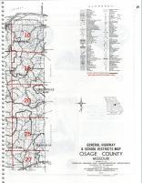 Map Image 021, Osage County 1984